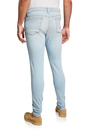 Dsquared2 Men/'s Beige Casual Cropped Pants Size US 28 30 34 36 38