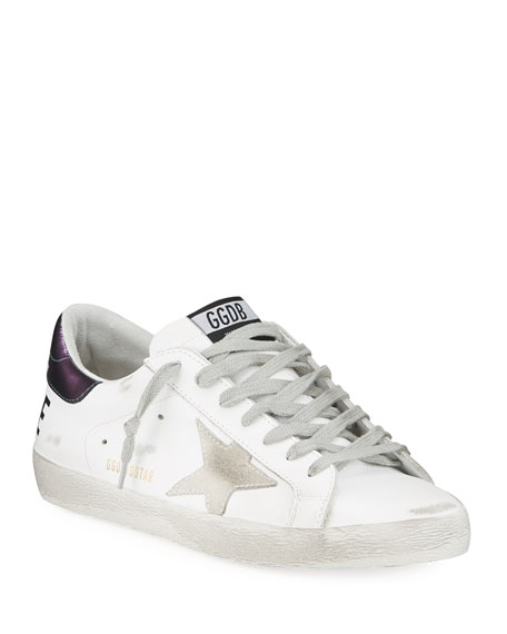 Superstar Leather Sneakers with