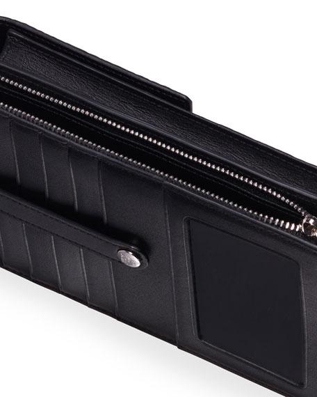 MCM Men's Small Original Visetos Crossbody Bag