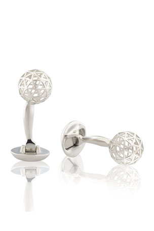 Fils Unique Spheres Cufflinks