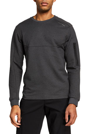 Puma Men's Porsche Design Crewneck Sweatshirt