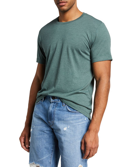 Image 1 of 2: J Brand Men's Hexator Short-Sleeve Crewneck T-Shirt