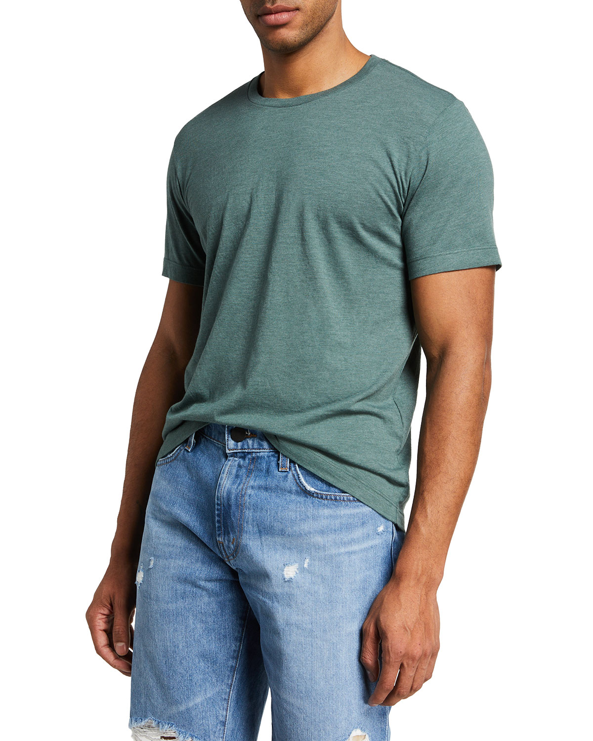 J Brand Men's Hexator Short-Sleeve Crewneck T-Shirt