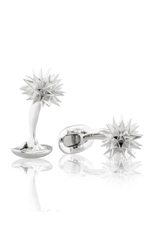 Fils Unique The Spikes Cufflinks