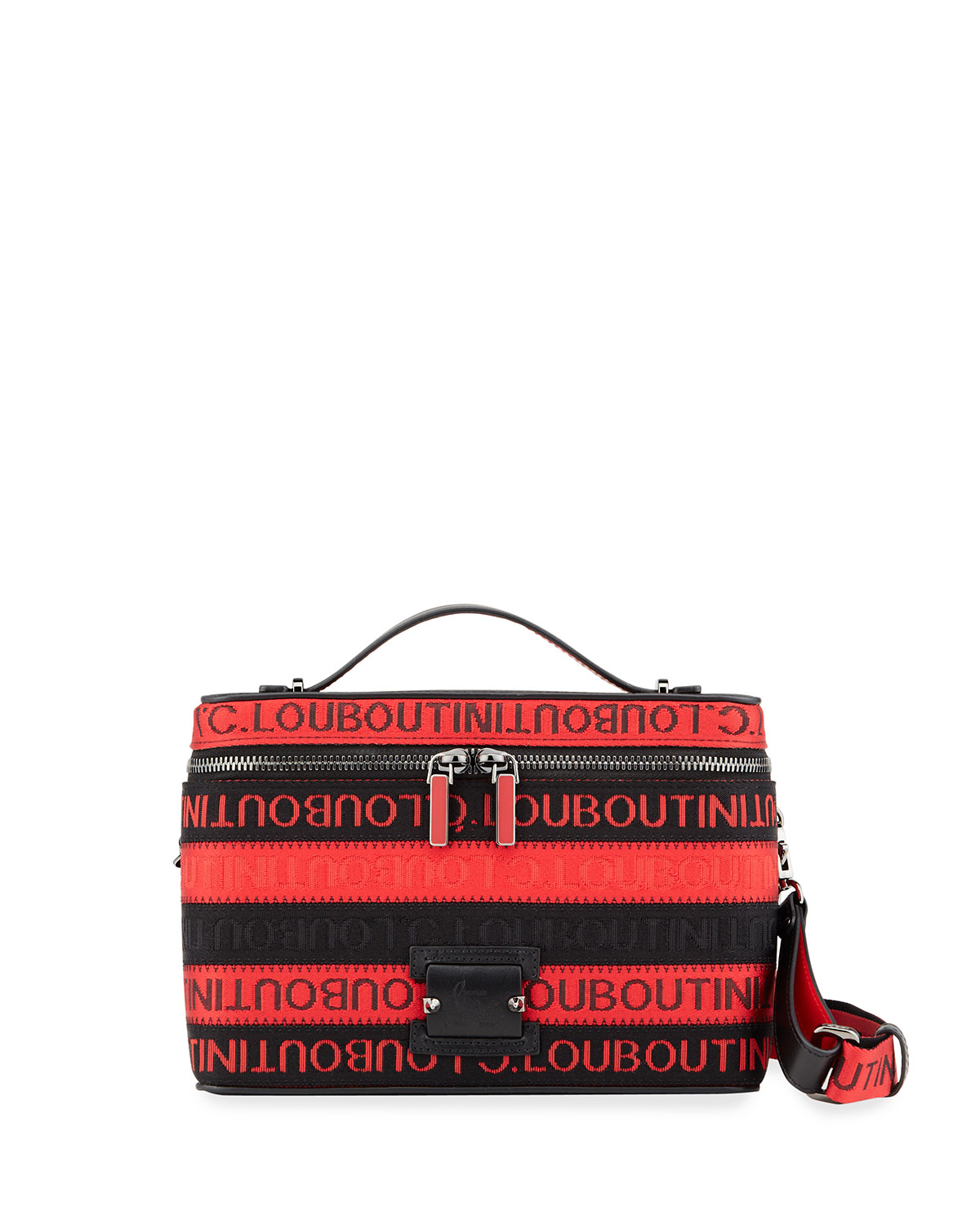 Christian Louboutin Men's Kypipouch Degrade Top-Handle Pouch Bag | Neiman  Marcus