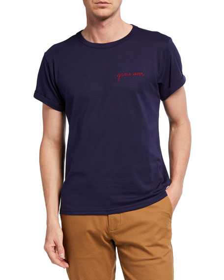 Image 1 of 2: Maison Labiche Men's Classic T-Shirt -  Game Over