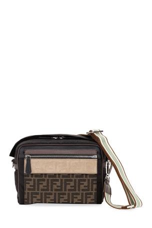 Fendi Men's FF Logo Belt Bag