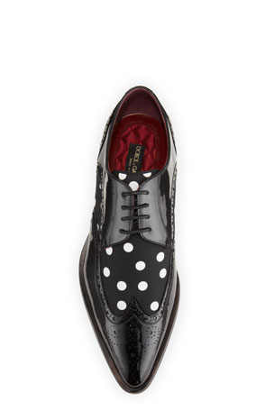 Men's Oxford & Lace Up Shoes at Neiman Marcus