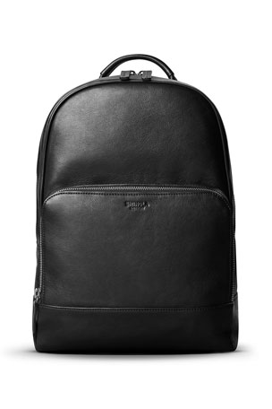 Shinola Men's Fulton Smooth Grain Leather Backpack
