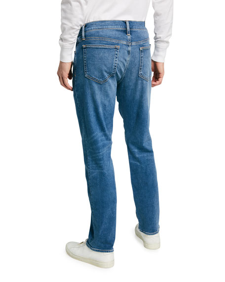 Image 2 of 3: Joe's Jeans Men's The Brixton Straight-Leg Jeans
