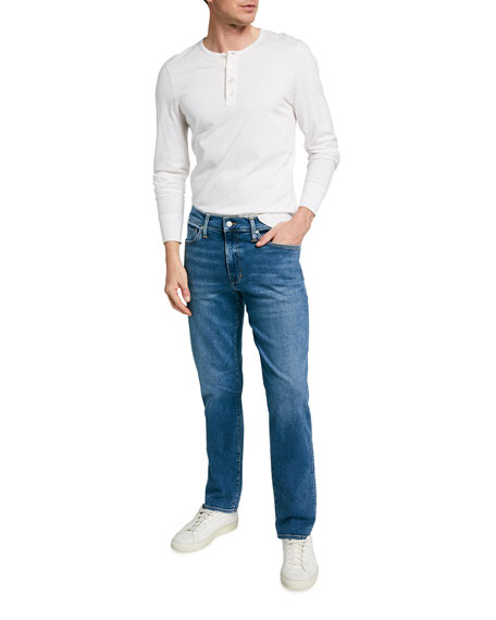 Image 3 of 3: Joe's Jeans Men's The Brixton Straight-Leg Jeans