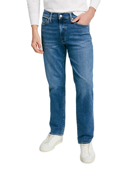 Image 1 of 3: Joe's Jeans Men's The Brixton Straight-Leg Jeans