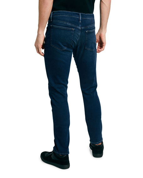 Image 2 of 3: Joe's Jeans Men's Asher Slim Dark-Wash Jeans
