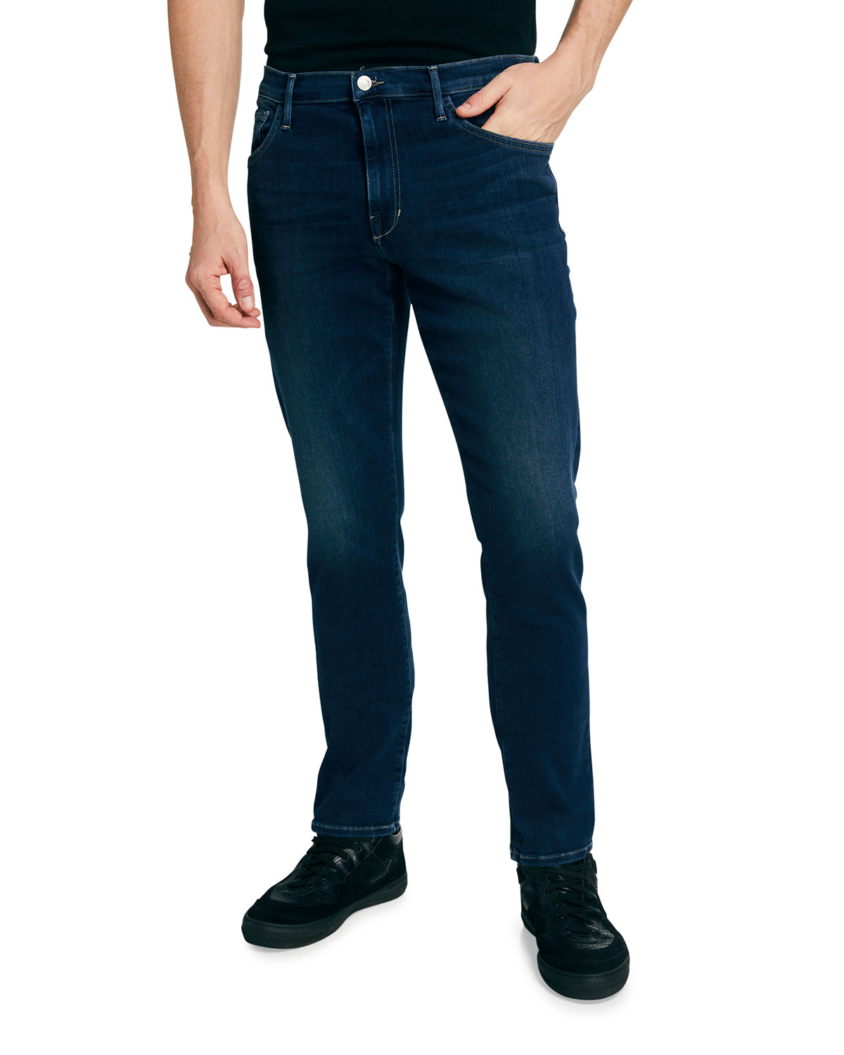 Joe's Jeans Men's Asher Slim Dark-Wash Jeans