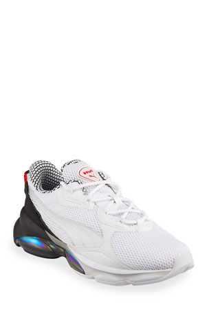 Puma Men's CELL Dome Galaxy Mesh Runner Sneakers