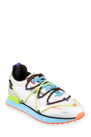 Puma Men's Future Rider Day Zero Triple-Lace Sneakers