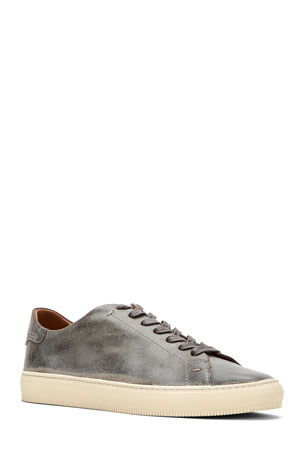 Frye Men's Astor Leather Low-Top Sneakers