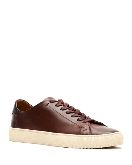 Frye Men's Astor Leather Low-Top Sneakers