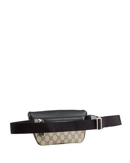 Gucci Men's Eden GG Supreme Belt Bag