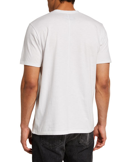 Image 2 of 2: Rag & Bone Men's Highlighter Logo T-Shirt