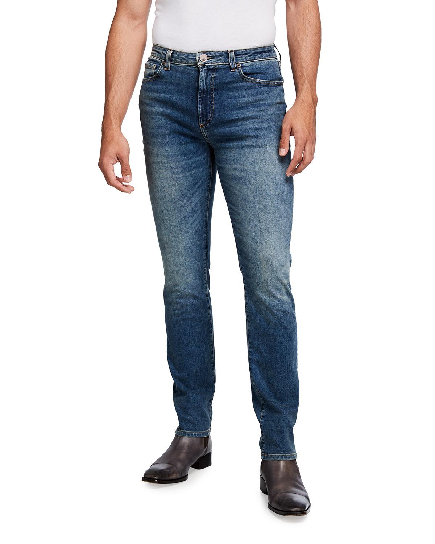 monfrere Men's Brando Slim-Fit Jeans