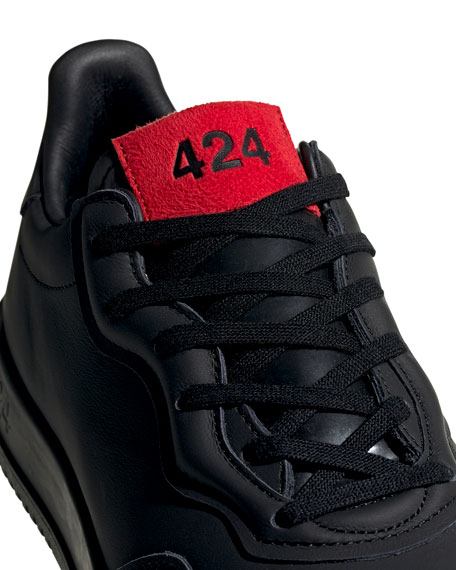 adidas x 424 Men's SC Premiere Tonal Leather Sneakers
