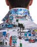 Robert Graham Men's Sao Paulo Art-Print Sport Shirt