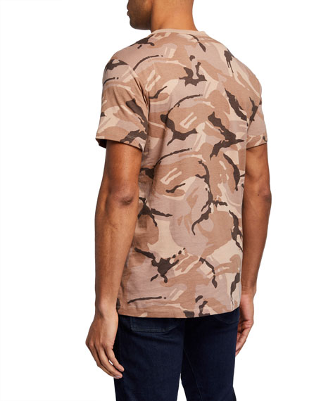 Image 2 of 2: G-Star Men's GS Raw Camo T-Shirt