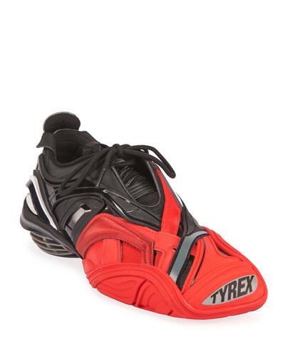 Men's Tyrex Mixed-Media Sneakers