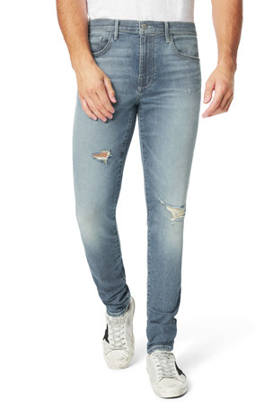 Joe's Jeans Men's The Asher Distressed Slim-Fit Jeans
