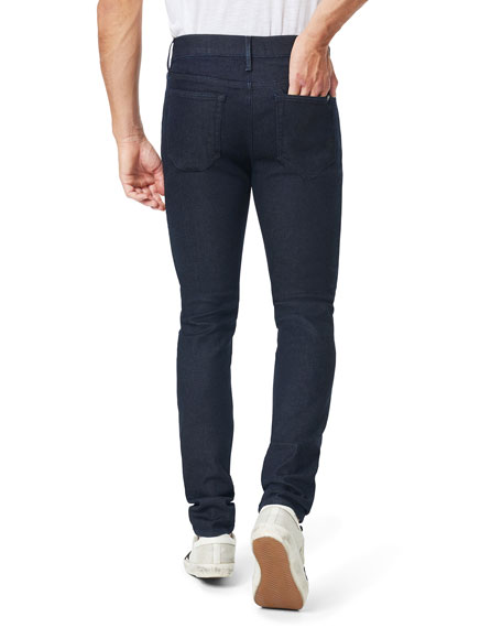 Image 2 of 2: Joe's Jeans Men's The Dean Dark-Wash Slim-Fit Jeans