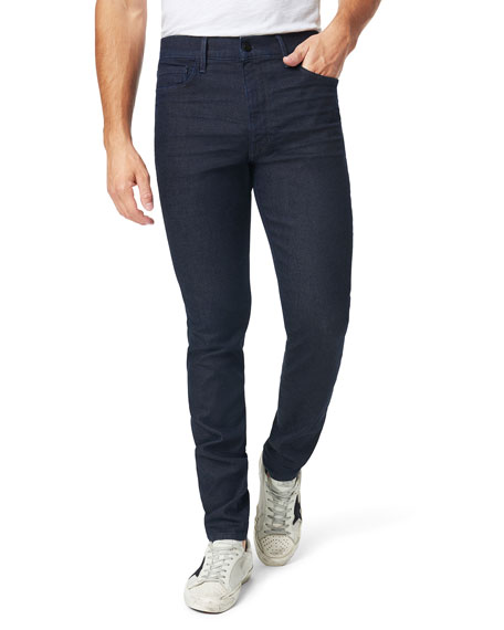 Image 1 of 2: Joe's Jeans Men's The Dean Dark-Wash Slim-Fit Jeans