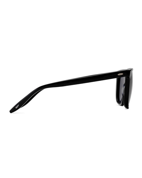 Image 2 of 2: Men's Joe 007 Square Acetate Sunglasses