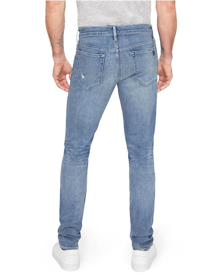 Image 2 of 2: Joe's Jeans Men's The Dean Distressed Jeans - Timothy