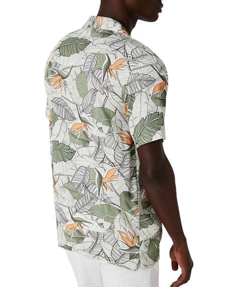 Onia Men's Vacation Short-Sleeve Shirt