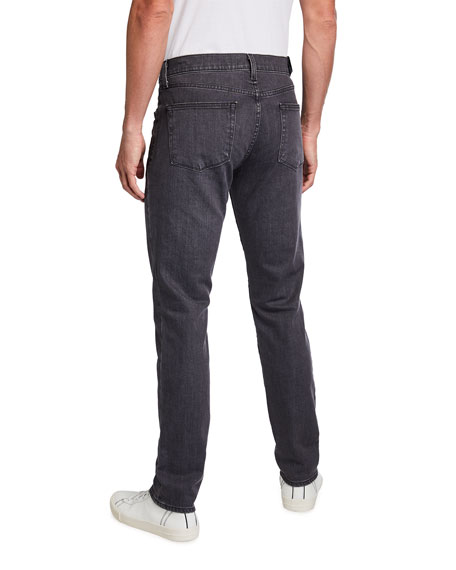 Image 2 of 3: J Brand Men's Tyler Tapered Slim-Fit Jeans