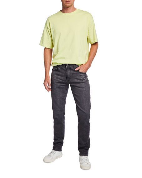 Image 3 of 3: J Brand Men's Tyler Tapered Slim-Fit Jeans