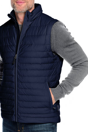 Fisher + Baker Men's Passage Puffer Vest