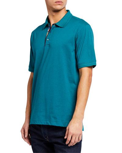 Men's Short Sleeve Westan Polo Shirt