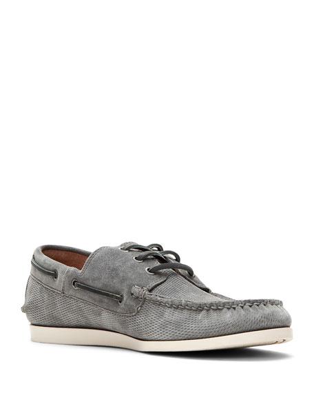 Frye Men's Briggs Suede Boat Shoes