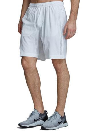 Fourlaps Men's Advance 9-Inch Athletic Shorts