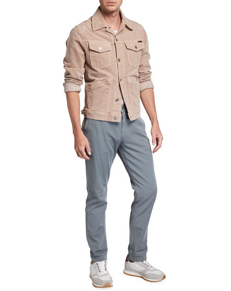 Image 3 of 3: 7 for all mankind Men's Year Round Slim Fit Chino Pants