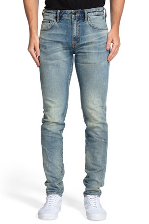 PRPS Men's Passaic Light-Wash Jeans