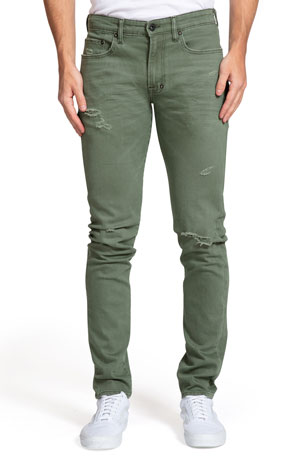 PRPS Men's Windsor Distressed Jeans