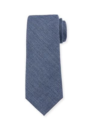 Ralph Lauren Purple Label Men's Textured Silk Tie