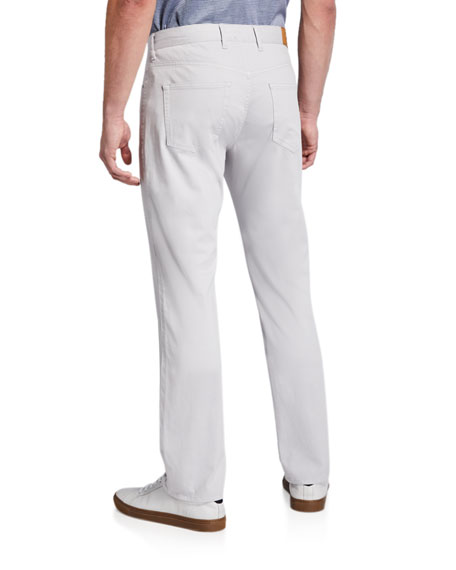 Image 2 of 3: Peter Millar Men's Ultimate Sateen 5-Pocket Pants