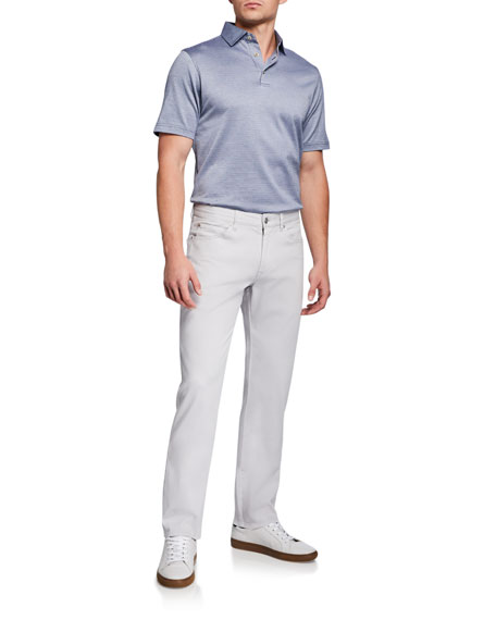 Image 3 of 3: Peter Millar Men's Ultimate Sateen 5-Pocket Pants
