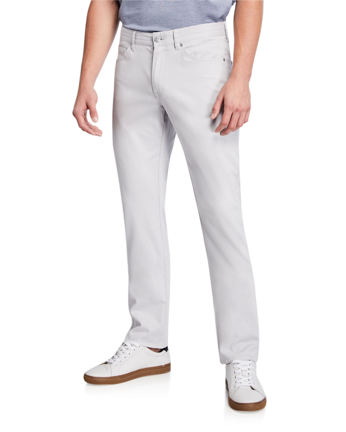 Peter Millar Men's Ultimate Sateen 5-Pocket Pants