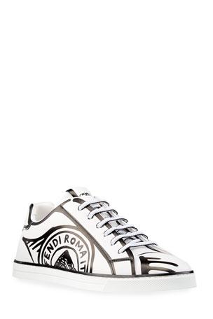 Fendi Men's Shoes \u0026 Sneakers at Neiman