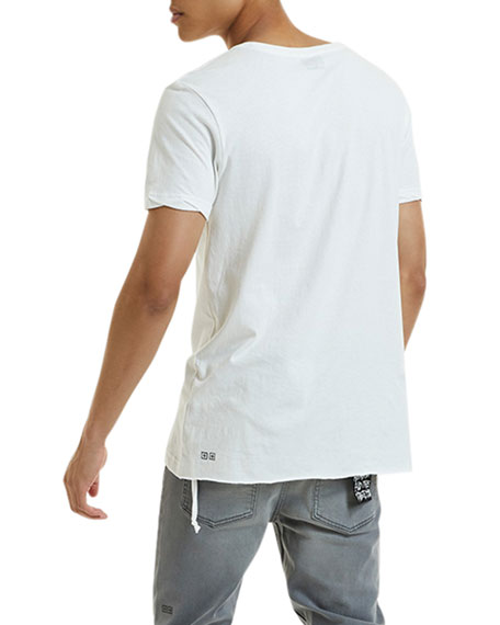 Image 2 of 2: Ksubi Men's New NYC Seeing Lines Graphic T-Shirt
